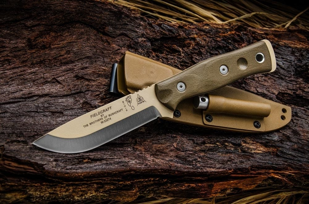 Best Outdoor Knives 2020 Outstanding Features In A Survival Knife   SIGMA 3 Survival School